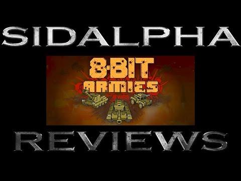 SidAlpha Reviews: 8-Bit Armies