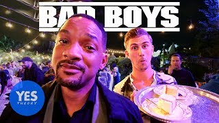 I Made It For 3 Seconds in Will Smith's New Movie (Bad Boys For Life)