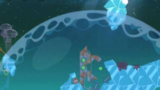 Angry Birds Space Pig Dipper 6-14 Walkthrough 3-Star