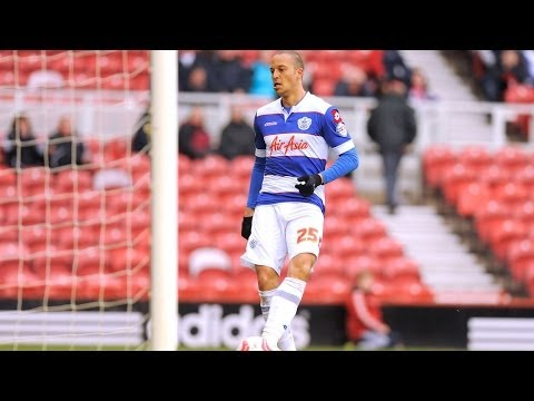 BOBBY ZAMORA'S FREAK GOAL v MIDDLESBROUGH