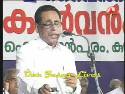 Kumbanad Convention 2011,Pr Babu Cherian 1Peter 4 7,Part 2