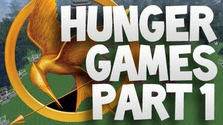 Minecraft Hunger Games &#8211; Part 1 &#8211; May the Odds be Ever in your Favor