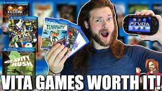 10 PS VITA Games Worth Buying!