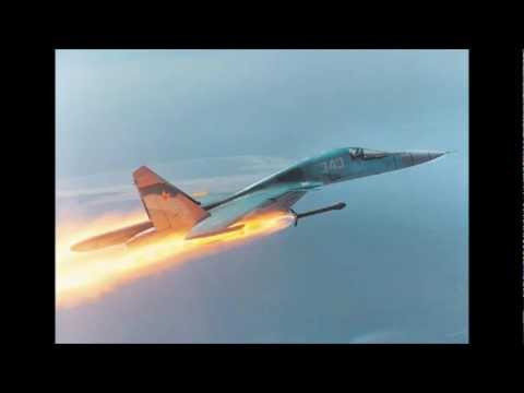 Sukhoi Su-34 Fighter-bomber [HD]