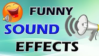 Funny Sound Effects For Videos|Used By Most of the YouTubers||No Copyright|| By Sai Teja