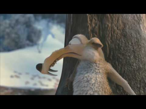 Ice Age 3 / Ice Age: Dawn Of The Dinosaurs Trailer 2009 Deutsch