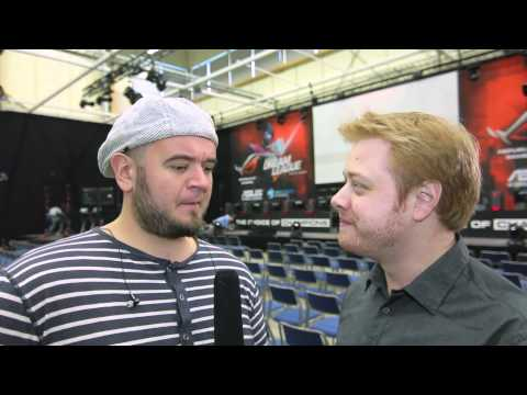 Drayich Interview - DreamHack Winter 2013