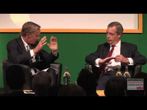 Nigel Farage at the Global Borrowers and Investors Forum