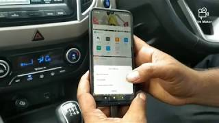 Android Auto detail explanations//hyundai creta, grand 10 xcent Android Auto