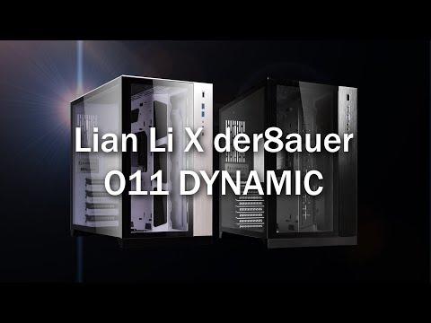 Lian Li x der8auer PC-O11D Dynamic 8auer Edition