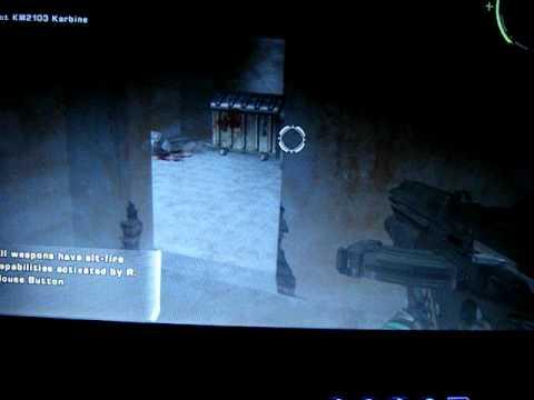 timeshift gameplay. Asus G71gx playing timeshift