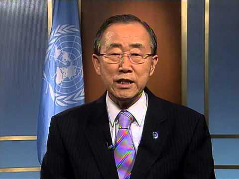 Nelson Mandela International Day (18 July 2012) - UN Secretary-General's Video Message
