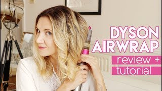 DYSON AIRWRAP REVIEW + TUTORIAL