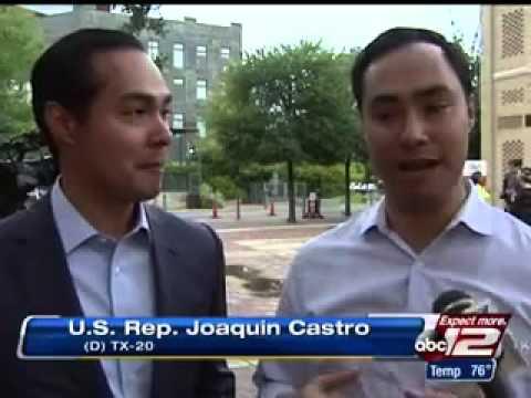 Congressman Joaquin Castro Celebrates 39th Birthday