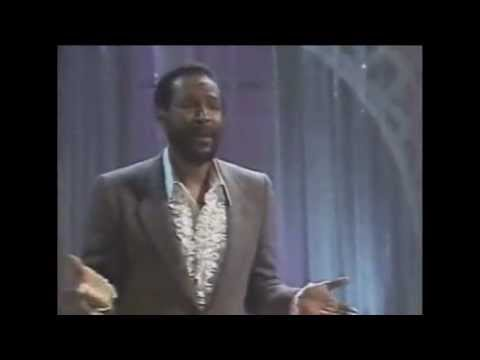 Marvin Gaye - I Heard It Through The Grapevine - Live