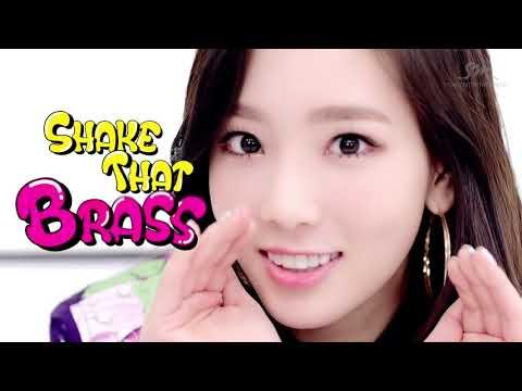AMBER 엠버_SHAKE THAT BRASS (Feat. 태연 (소녀시대))_Music Video