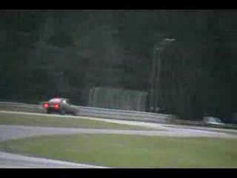 Rattle Up 2009 1975 Ford Capri V8 Burnout
