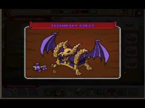 Dungeon Rampage Legends #1