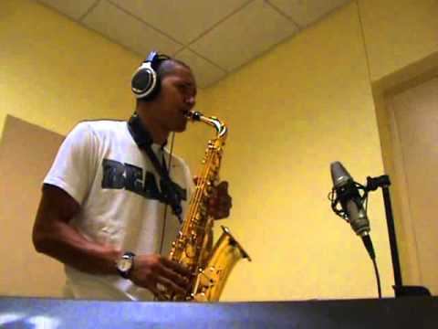 The Wanted – Glad You Came – Alto Saxophone