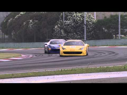 [EPM] Ferrari Challenge Asia Pacific Race 2 Shanghai 24 May 2015 Chinese Version only