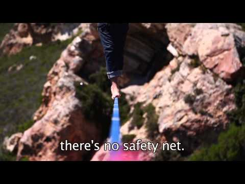 ITD | Slacklining Close Caption