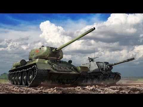 War Thunder. Обучение, часть 2. Танки (аркадный режим)