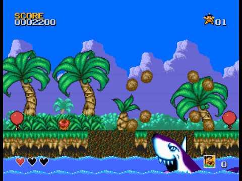 The Flintstones - Flinstones, The (GEN) death from jumping fishies!! - User video