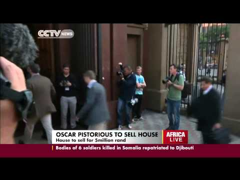 Oscar Pistorius to sell house to cater for legal costs.