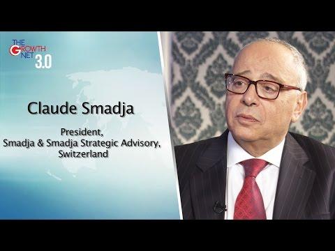 Claude Smadja, President, Smadja & Smadja Strategic Advisory, Switzerland