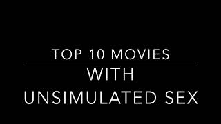 Top 10 Movies that basically PORN