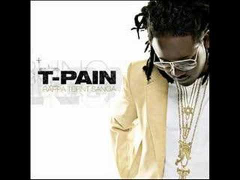Im Sprung T-Pain (w Lyrics)