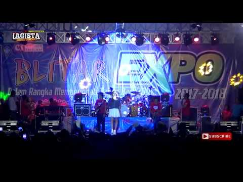 NINJA OPO VESPA - NELLA KHARISMA LIVE EXPO BLITAR ( VIDEO By Pandu )