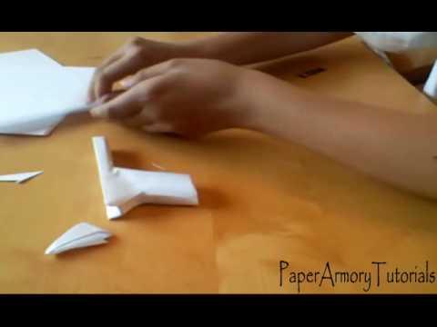 как сделать самолет из бумаги (cum se face un avion din hartie) NR.3 paradizo72.ru