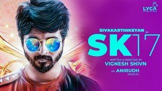 OFFICIAL: SK17 – Sivakarthikeyan's Next Big budget Film!