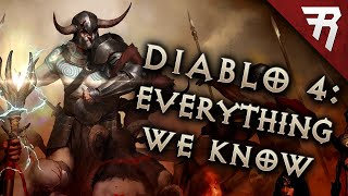 Diablo 4: Everything We Know