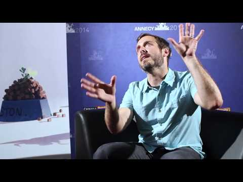 Annecy 2014 - Patrick Osborne - Walt Disney Animation Studios