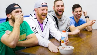Eating Dog Food Like Cereal | Overtime 15 | Dude Perfect