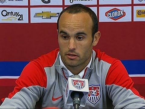 Soccer's Landon Donovan Reflects on Career