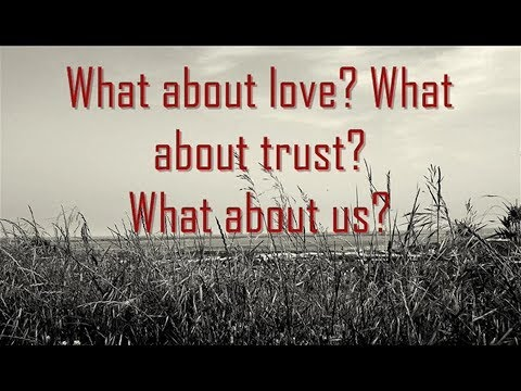 P!nk - What about us [Lyrics]