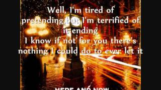 Watch Nickelback Dont Ever Let It End video