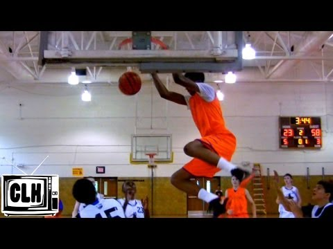 7th Grader Marvin Bagley is an UNBELIEVABLE TALENT - We All Can Go - Class of 2018