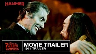 The Legend of the 7 Golden Vampires (1974 Trailer)