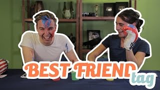 BEST FRIEND TAG!
