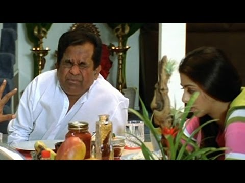 Jai Chiranjeeva Movie || Brahmanandam Comedy Scenes || Back To Back Pert 01 video