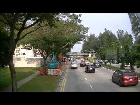 SBS9215P on 10: Keppel to Tanjong Katong Rd