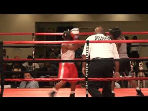 2009 DC Silver Gloves Final Carlton Gray vs. Aujee Tyler Video