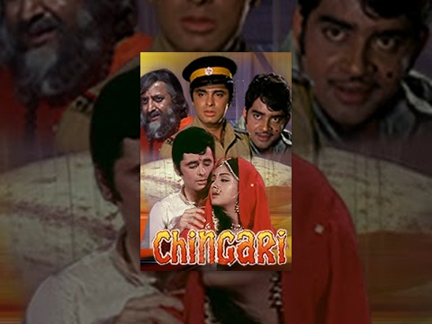 Chingari {HD} - Hindi Full Movie - Leena Chandavarkar, Sanjay Khan - Hit Movie- (With Eng Subtitles)