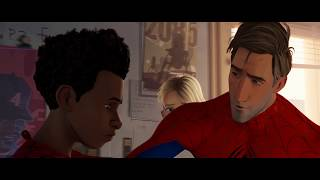 #PSGTTG give you a look at SPIDER-MAN: INTO THE SPIDER-VERSE - Official Trailer #2 (HD)