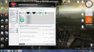 Как настроить видеокарту для игр AMD Radeon HD 7800 Series 2048 мб
