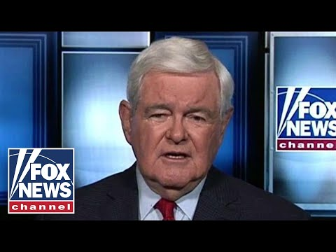 Gingrich: Mueller's interest is destroying Trump